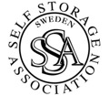 Logotypen för Self Storage Assocation Sweden